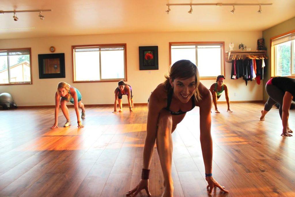 Celeste Bolin | Dance Studio Boise, ID | Dance Party Toning